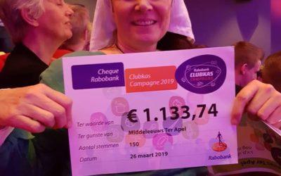 Rabobank maakt bouw taverne en samenwerking met RSG Ter Apel mogelijk