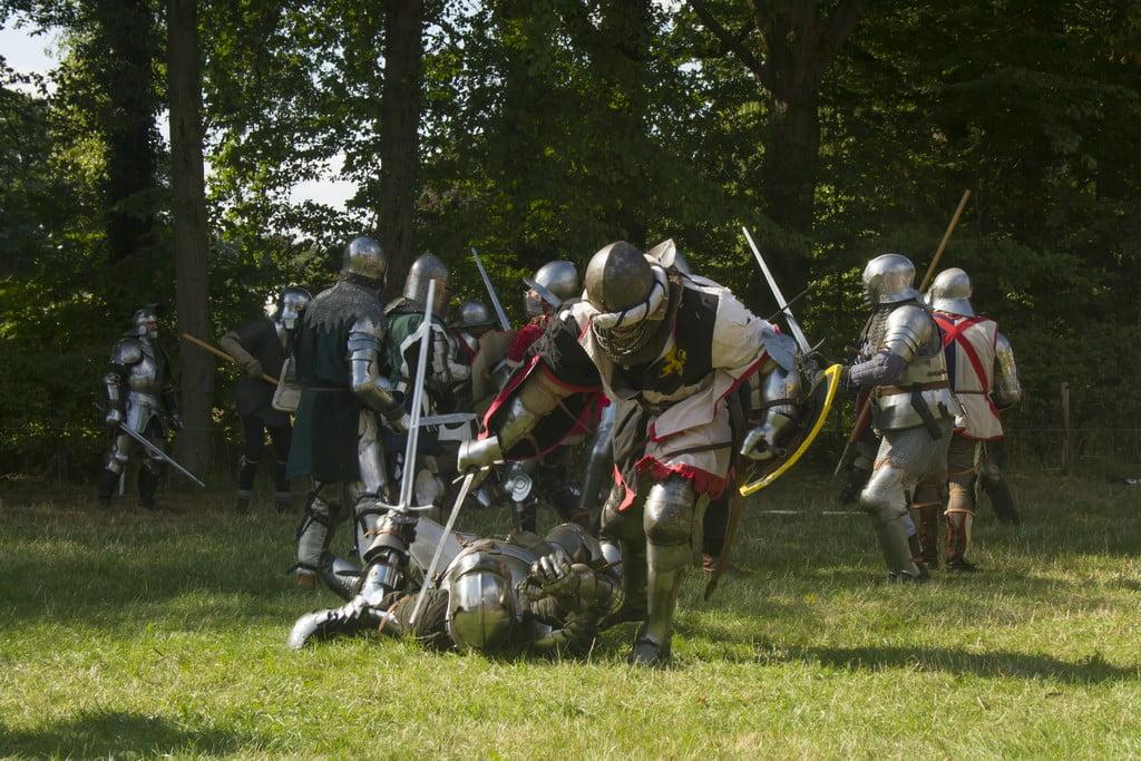 Middeleeuws Ter Apel 2018 ridders (12)