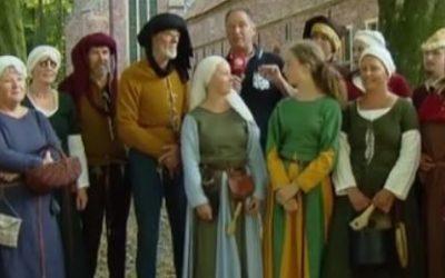 Middeleeuws Ter Apel bij Piets Weerbericht