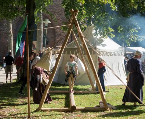 middeleeuws ter apel kinderspel