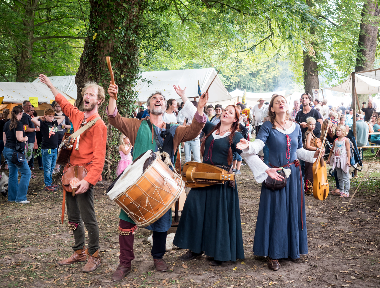 middeleeuws ter apel muziek